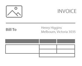 Free Invoice Templates Easy Invoices